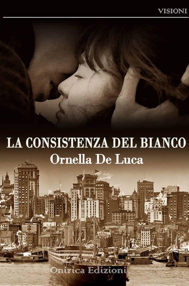 Recensione - LA CONSISTENZA DEL BIANCO di Ornella De Luca http://lindabertasi.blogspot.it/2016/02/il-salotto-di-book-cosmopolitan.html