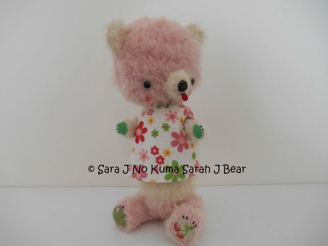ADOPTED Keiko by Sara J No Kuma Sarah J Bear