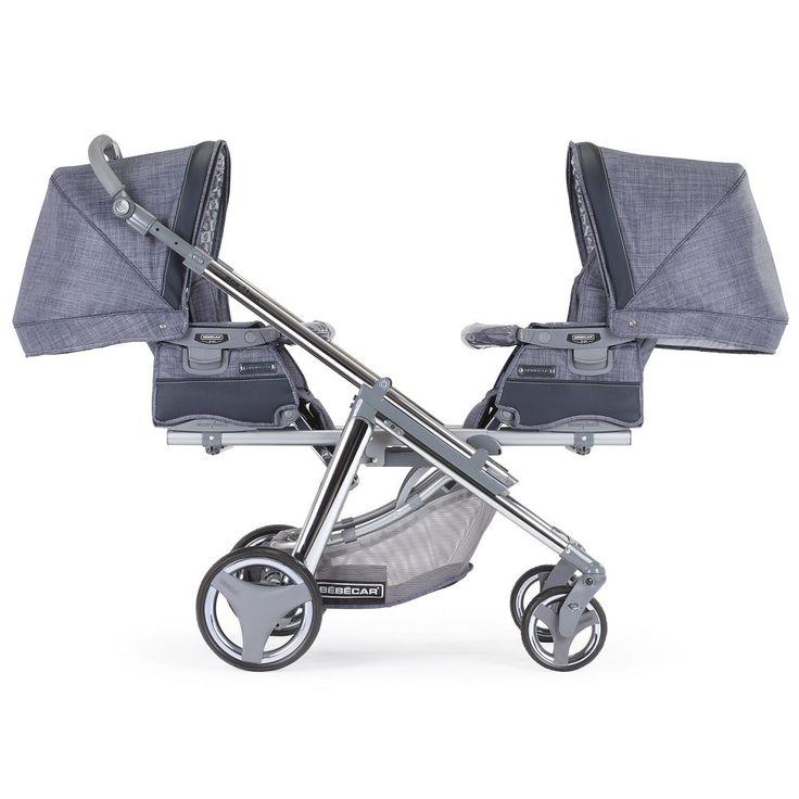 79 besten zwillinge baby kinderwagen bilder auf pinterest. Black Bedroom Furniture Sets. Home Design Ideas