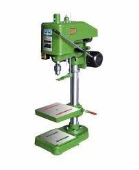 "Kode : 63000000131 Nama : Mesin Bor Duduk 13 "" Merk : Westlake Tipe : ZHX-13 Status : Siap (R) Berat Kirim : 22 kg Daya Listrik : 180 Watt Motor : 1/4 HP Kec. Tanpa Beban : 1420 rpm Kapasitas Bor Besi : 13 mm Ukuran Alas : 160X160 mm Tinggi : 580 mm   Mesin Bor Meja Westlake dengan tipe zhx13 mempunyai fungsi untuk membuat lubang dengan ukuran yang tergantung mata bor yang kita gunakan dengan batasan maksimal diameter 13 mm."