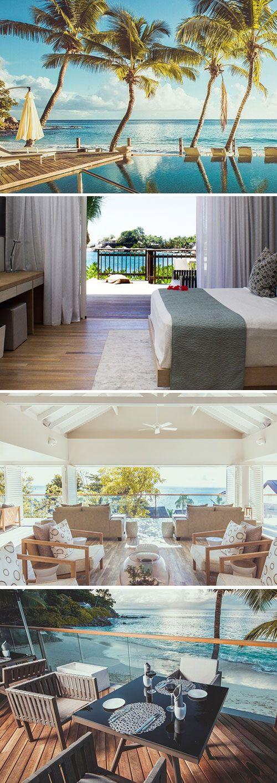 Persoonlijke service staat voorop in Carana Beach Hotel op de Seychellen! Dit viersterren boutique hotel heeft daarnaast een prachtige ligging direct aan het strand en beschikt over een infinity zwembad, fijn à la carte restaurant en cocktailbar. Geniet vanuit je chalet van een schitterend uitzicht over zee!