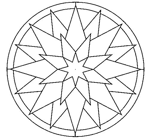 google images mandala coloring pages - photo#28
