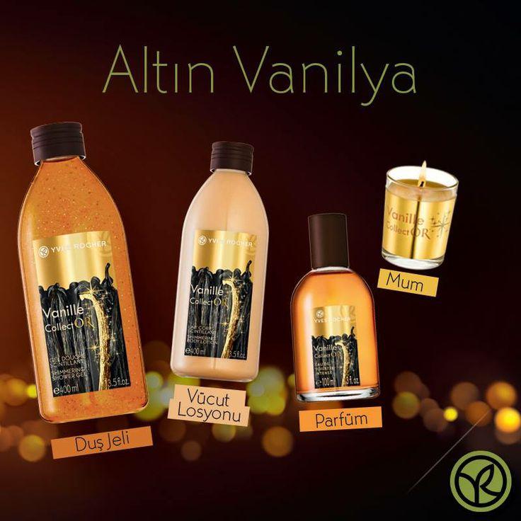 #gold #vanilla #skinecare #yvesrochertr