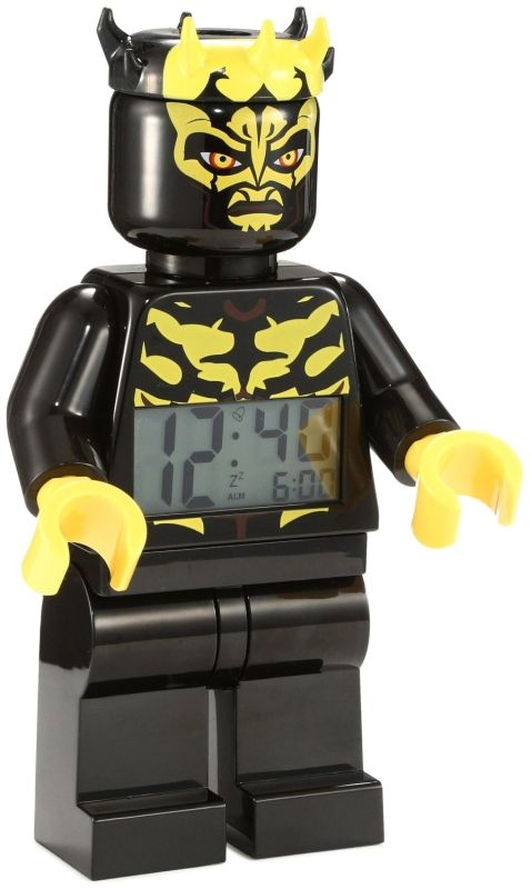 how to build a lego clock