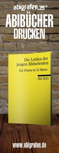 #Abizeitungen und #Abibücher drucken - bei abigrafen.de ab 2 Euro pro Stück!
