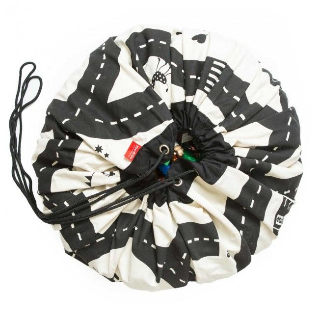 Play & Go - Toy Storage Bag - Roadmap