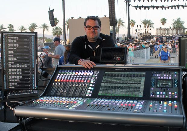 Gearjunkies.com: FOH Engineer Chris Stephens Uses MultiRack SoundGrid to Run Waves Plugins with SSL Live L500