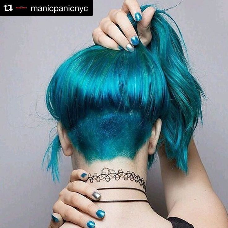 Life's too short to have boring hair...! By @manicpanicnyc U like this hair color ? Choose yours here:  http://ift.tt/2yCztTa  #quoteoftheday #bluehair #dontcare #colorfull #hair #manic #panic #manicpanic #a4b #a4bgr #hairstyle #haircolor #eshopping #eshop #online #shopping #blue #tirquoise #mermaidhair #goodmorning