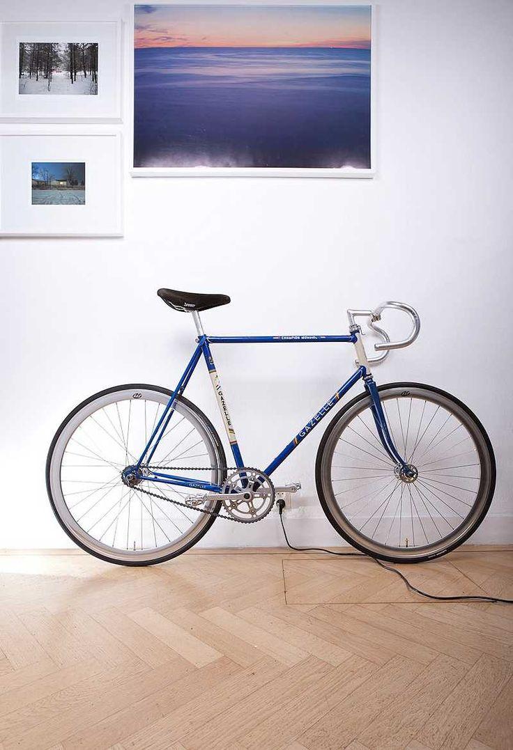 Fixed Gear Gallery :: Gazelle Champion Mondial