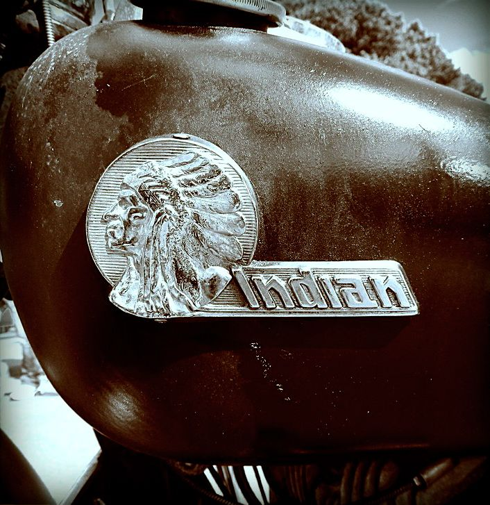 At one point Indian was the world's largest manufacturer of motorcycles. Their bikes have become sought after collector's items for many an American motorcycle enthusiast.