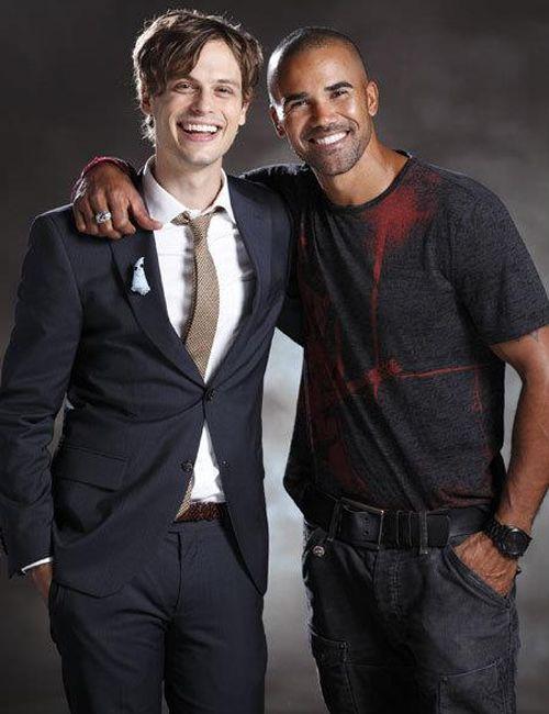 Two of my favorite men! *ahhhh*