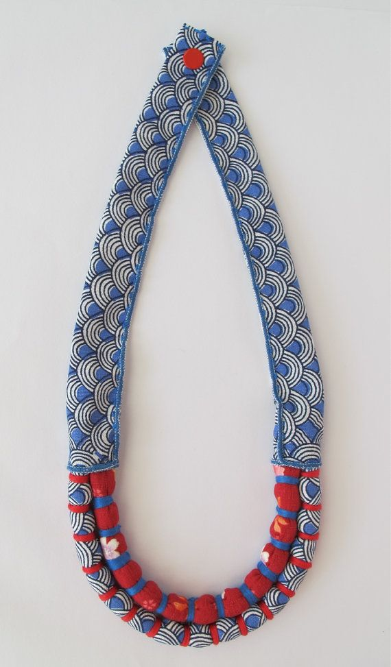 Custom Made Two Bound Strand Necklace Baby by monkeyandmum on Etsy