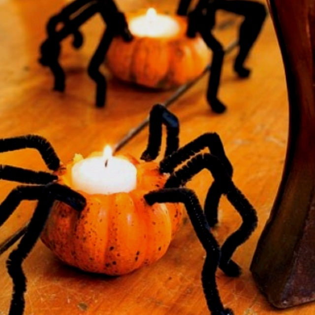 I want to make these creepy things. Lol.