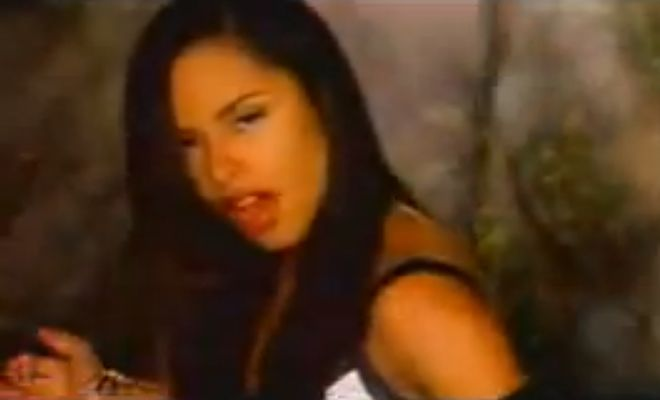 Flashback Fridays: Aaliyah - 4 Page Letter! - Gorilla Gang