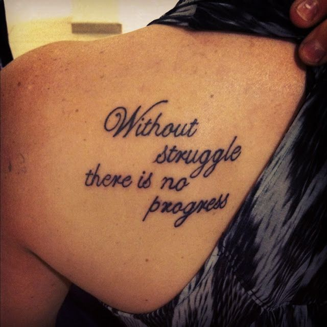 Best 25+ Quote Tattoo Placements Ideas On Pinterest