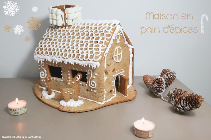 Avoir la maison d'Hansel et Gretel pour Noël… Un rêve de petite fille devenu réalité! Mais ce n'est pas mon coup d'essai: il y a déjà quelques années j'avais tenté l'entreprise, mais… une mauvaise recette de colle alimentaire et c'est un rêve qui s'écroule, dans tous les sens du terme! Et puis, grâce à la …Read more...
