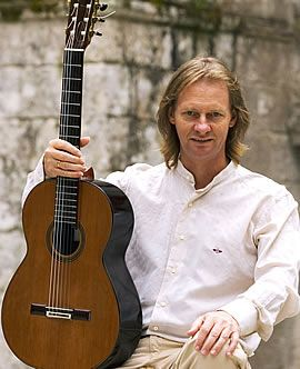 David Russell. One of the best classical guitar players in the world. http://www.youtube.com/watch?v=jAg8VHuXNKU