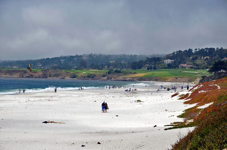 My favorite beach.    carmel by the sea - Google Search