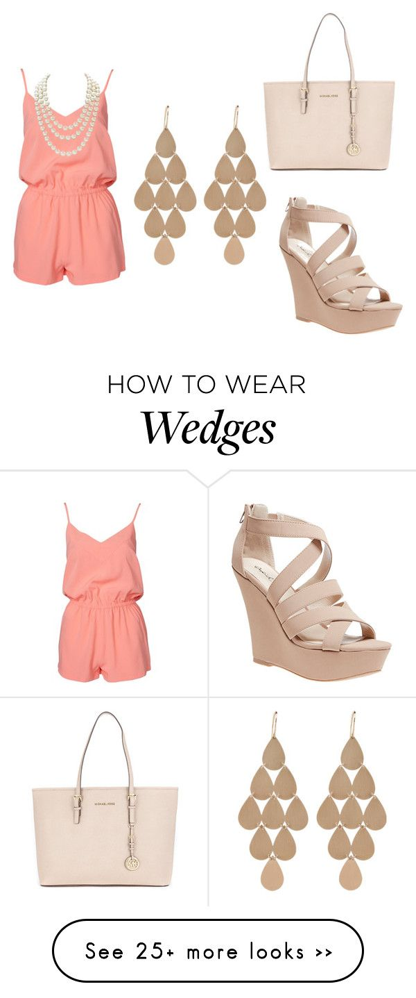 """Untitled #457"" by saga-cool on Polyvore featuring Wet Seal, Michael Kors, NLY Trend, Irene Neuwirth and Chanel"