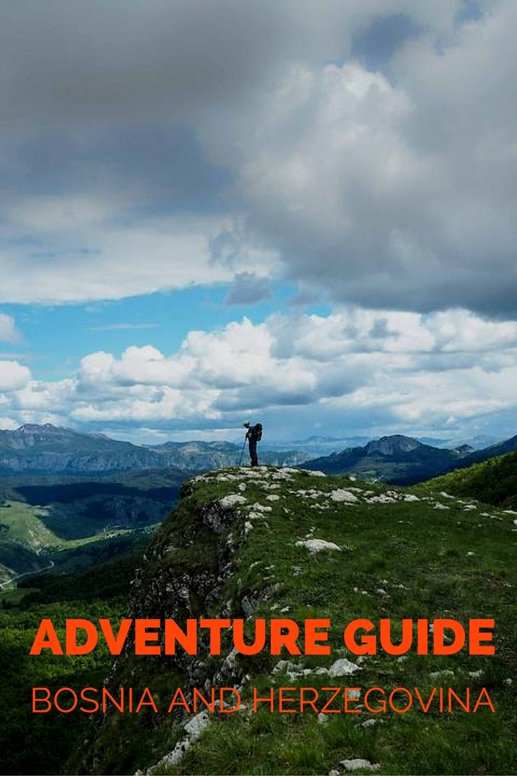 Going to the Balkans? These are the best things to do in Bosnia. Get ready for adventure of a lifetime!