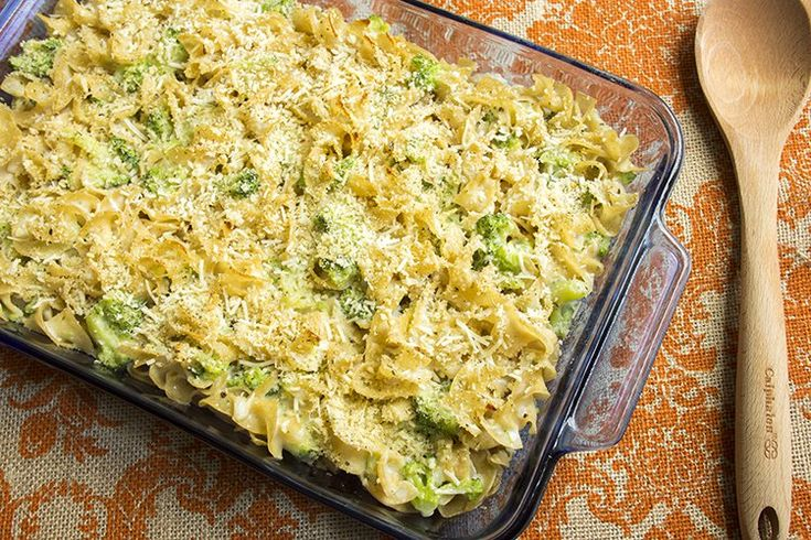 Baked Mac and Cheese with Broccoli from Skinnymom.com. 6 Weight ...