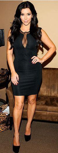 Promoting Kardashian Kollection September 8, 2011