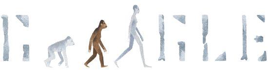 41° anniversario del ritrovamento dell'australopiteco Lucy #GoogleDoodle