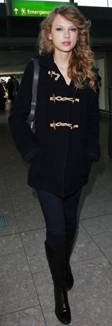 Jacket – Topshop, Purse – Gerard Darel (nov 2010)