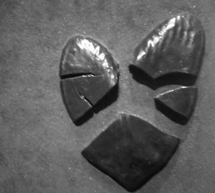 Negro corazón de Beatriz Zamora.