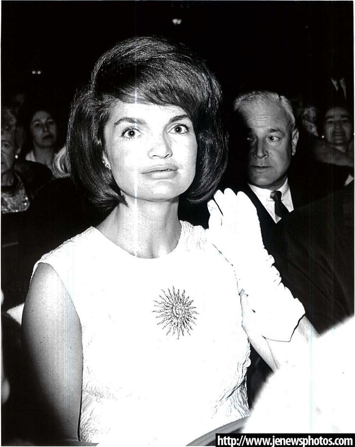 Jackie Kennedy Je News Photos