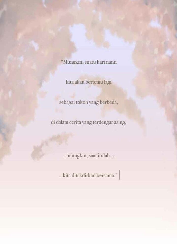 Cr In A Dream Webtoon Quotes Kutipan Lirik Kutipan Romantis