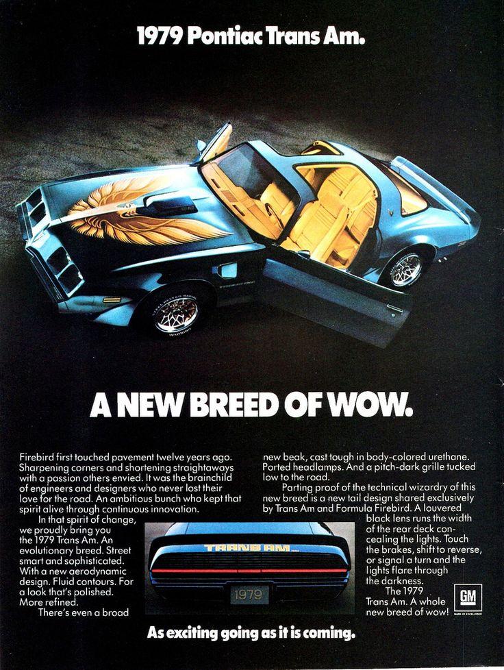1979-80 Pontiac Firebird Trans-am Coupe