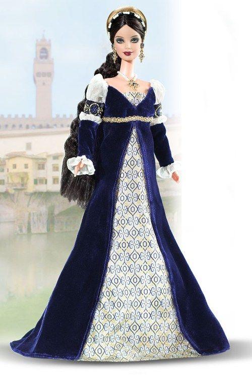 Princess of the Renaissance Barbie Doll