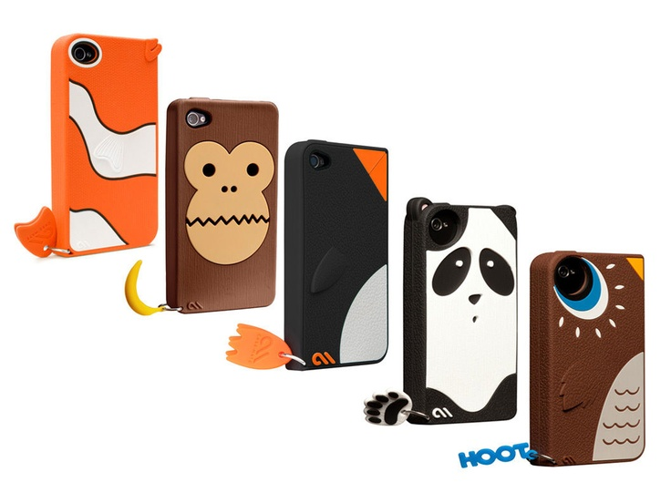 Creatures Cases for iPhone 4/4S  - So cute: Iphone Cases, Iphone 4S, Creatures Cases, Iphone Phones, Iphone 4 4S, Animal Cases, Phones Cases, Phones Accessories, Iphone Apples
