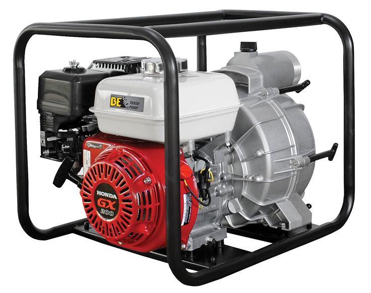 "BE TP-3065HR | 264 GPM (3"") Semi-Trash Pump"