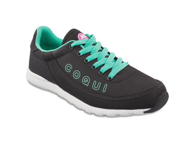 Tenisówki Coqui Jump Czarny