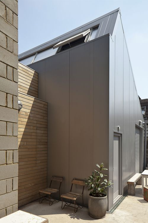 Rubber House | Edgley Design | Archinect