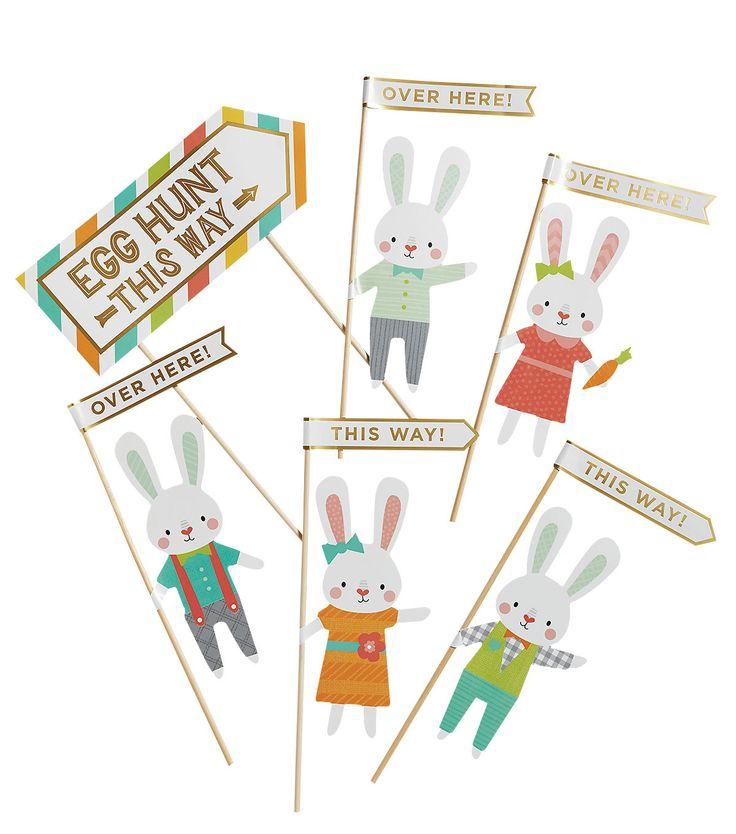 Easter Egg Hunt Kit Banner