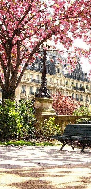 Paris in the Spring, Paris, France #paris, #france, #travel