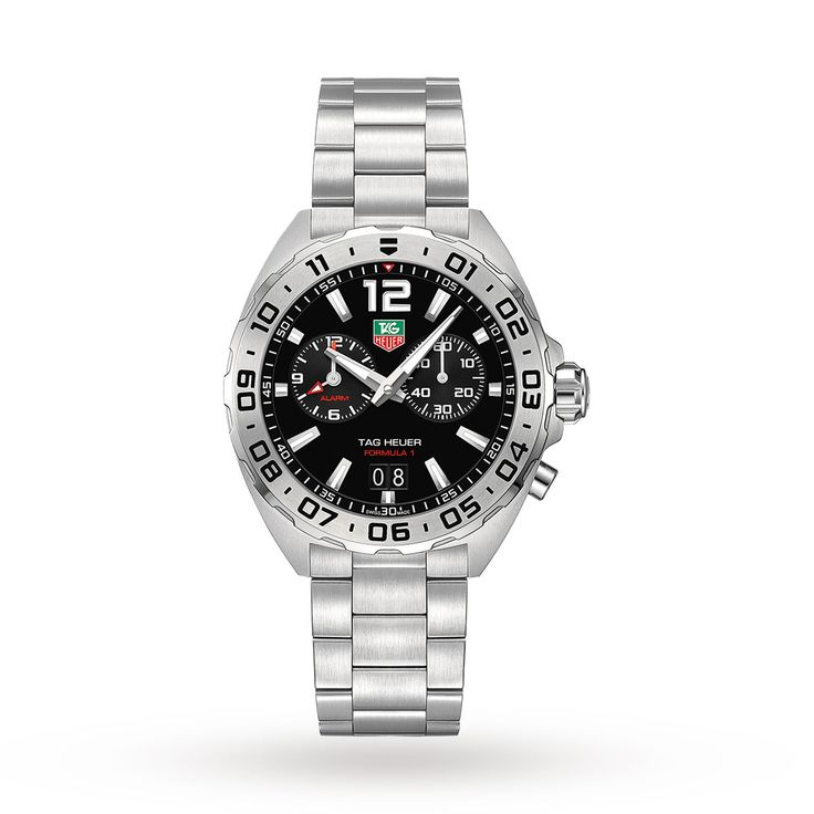 TAG Heuer Formula 1 Mens Watch | Mens Watches | Watches | Goldsmiths