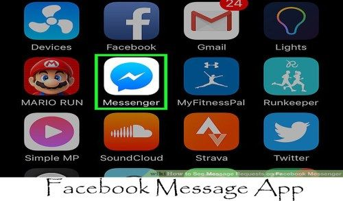 Facebook Message App - How to Download | Tecteem