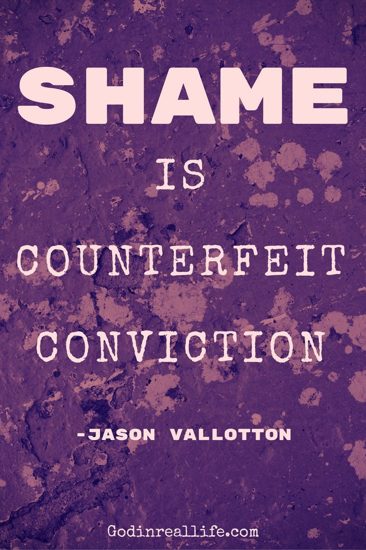 Shame is counterfeit conviction. Jason Vallotton. Bethel Church. http://godinreallife.com/2016/07/20/stop-judging-me/