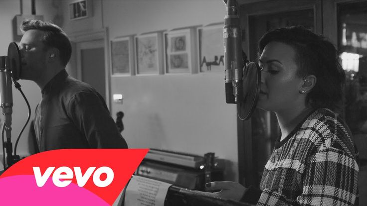 that ending! i thought i was going to melt!! i love it! Olly Murs - Up (Acoustic) ft. Demi Lovato