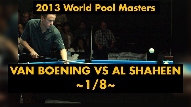 15 best images about 2013 World Pool Masters 9ball matches on ...