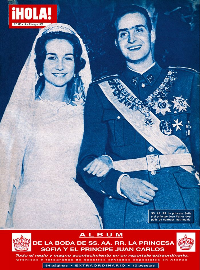 70 Portadas - 70 años de la revista Hola