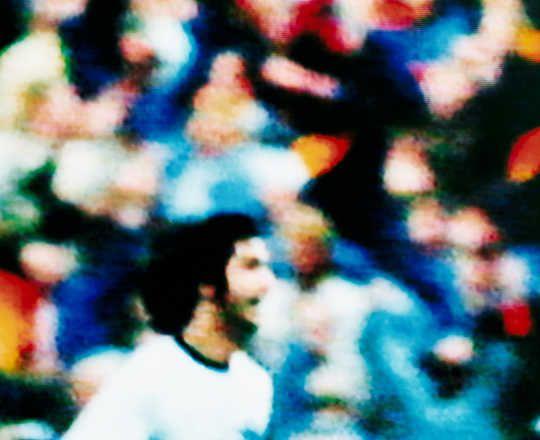 Robert Davies, Gerd Muller West Germany v Holland 2-1 (Final), 07.07.1974, Olympiastadion Munich, West Germany, 2001 / 2006 © www.lumas.com #lumas