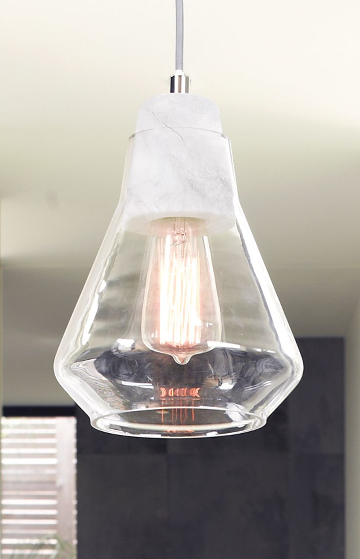 Best Lighting Images On Pinterest Light Fixtures Kitchens And - Kitchen pendant lighting glass shades