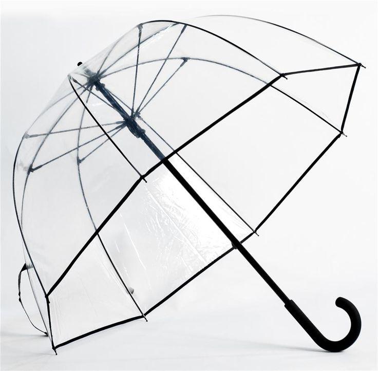 Premium Fiberglass Bubble Umbrella a good umbrella is a must( tiny Totes version also great)
