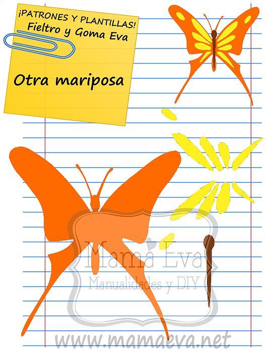 885 best cricut scrapbooking layout images on pinterest - Plantillas de mariposas ...