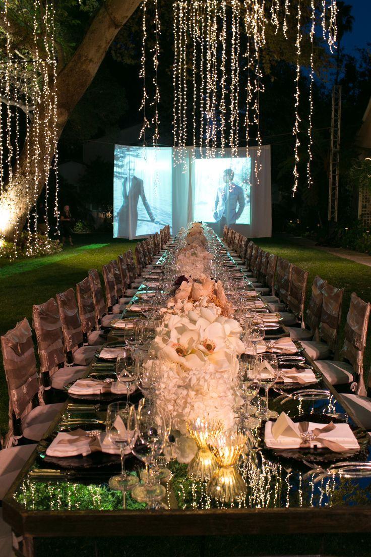 jardines para bodas con ejemplos solo aqu